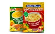 Супы и блюда быстрого приготовления