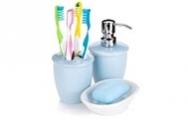 Аксессуары для ванной и туалета