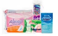 Гигиенические и бумажные товары