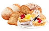 Сладости, хлеб